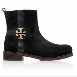 Tory Burch Alaina flat ankle booties